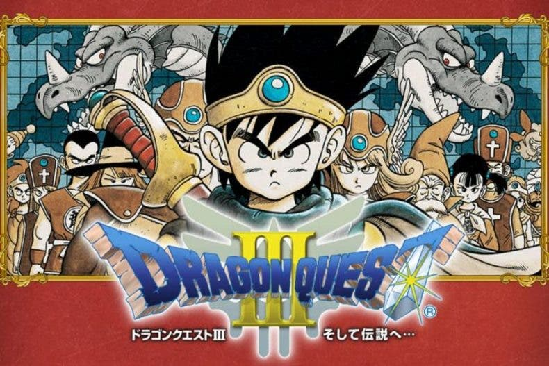 Anunciado el remake de Dragon Quest 3 HD 2D, de los mismos creadores de Octopath Traveler 1