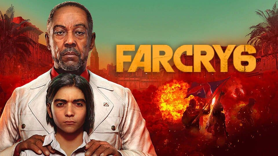tamaño de descarga de Far Cry 6