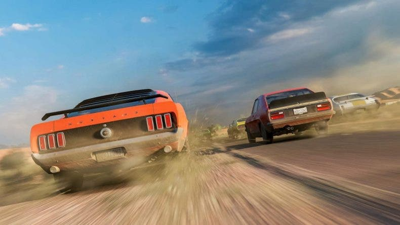 ambientación de Forza Horizon 5