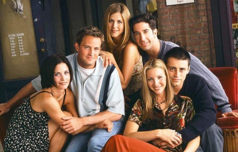Desvelado el póster y nuevas imágenes de Friends: The Reunion 1