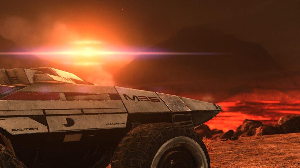 Rendimiento de Mass Effect Legendary Edition en Xbox Series X y PS5