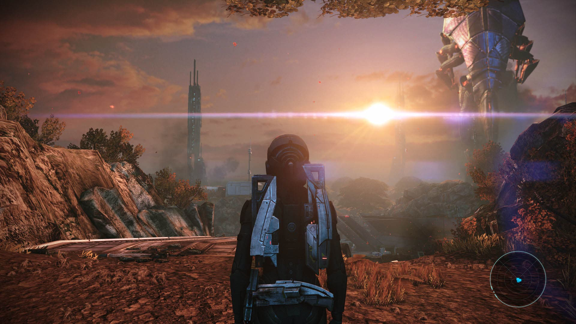 Análisis de Mass Effect: Legendary Edition - Xbox One 1