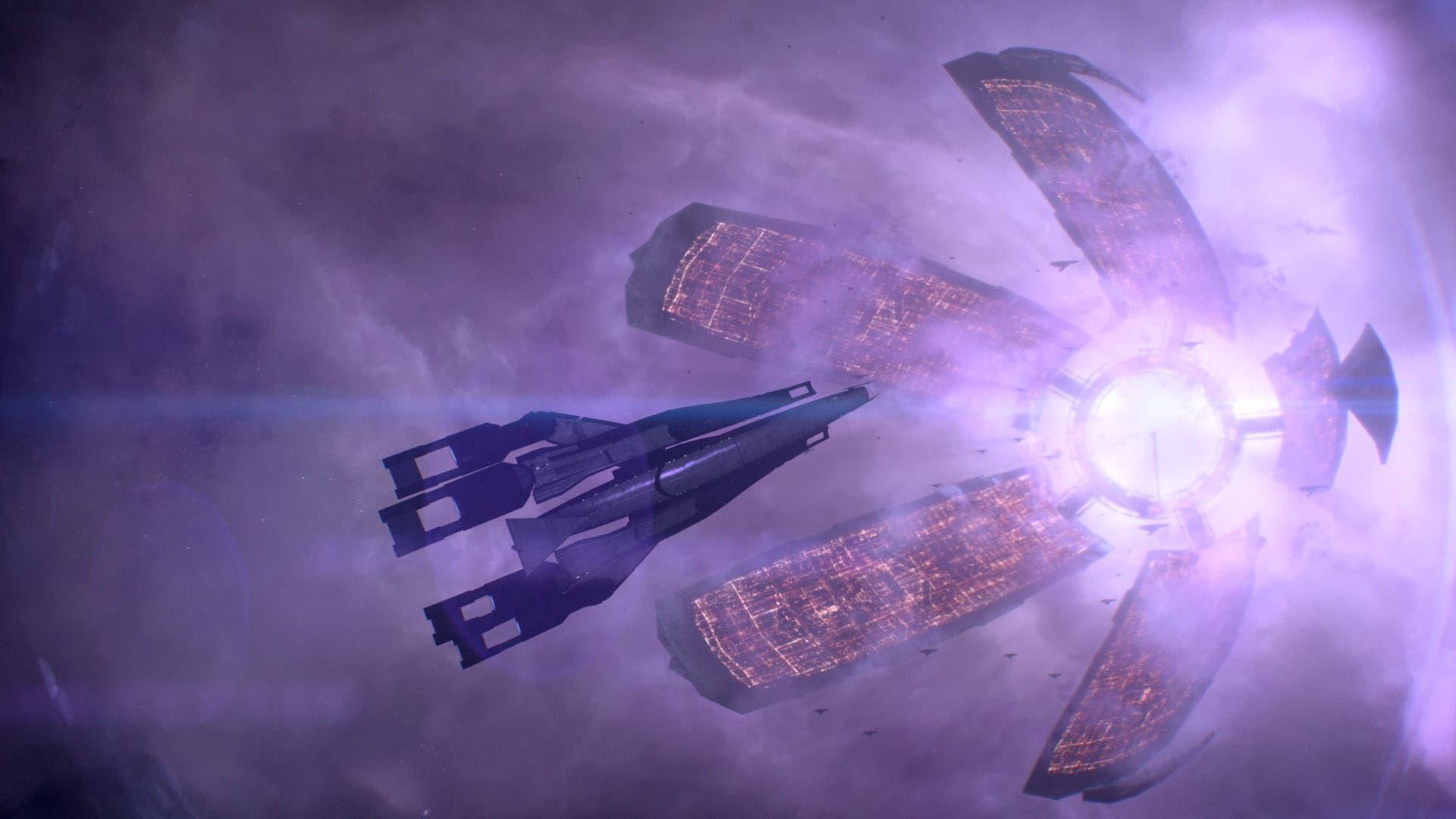 Análisis de Mass Effect: Legendary Edition - Xbox One 2