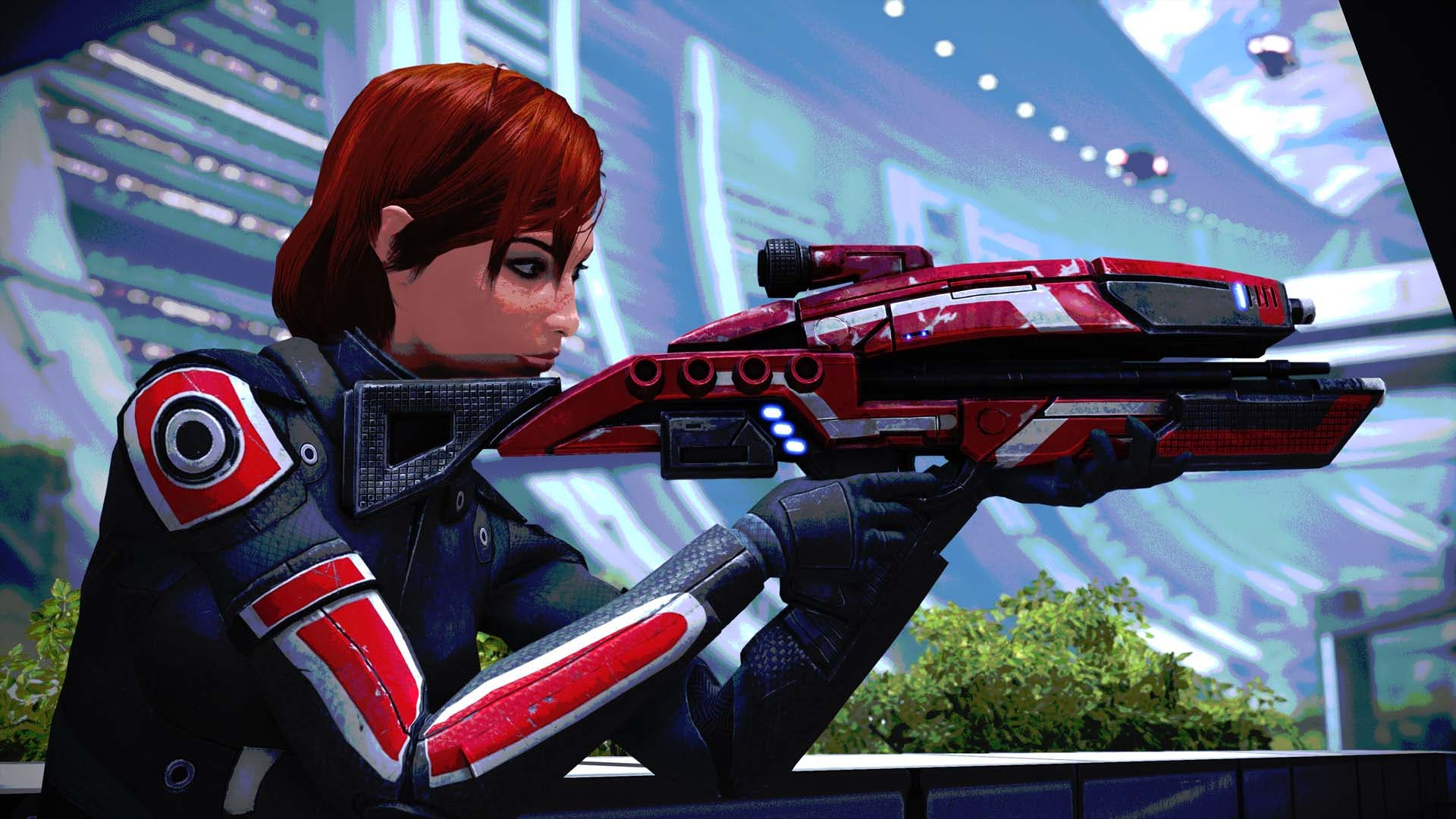 Análisis de Mass Effect: Legendary Edition - Xbox One 4