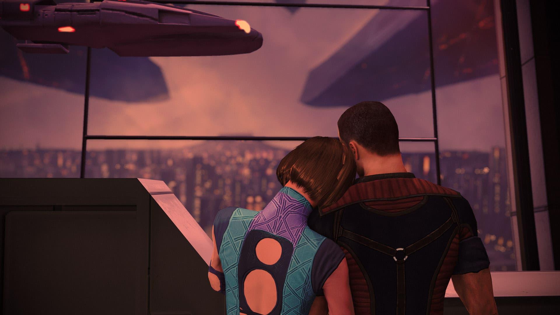 Análisis de Mass Effect: Legendary Edition - Xbox One 3