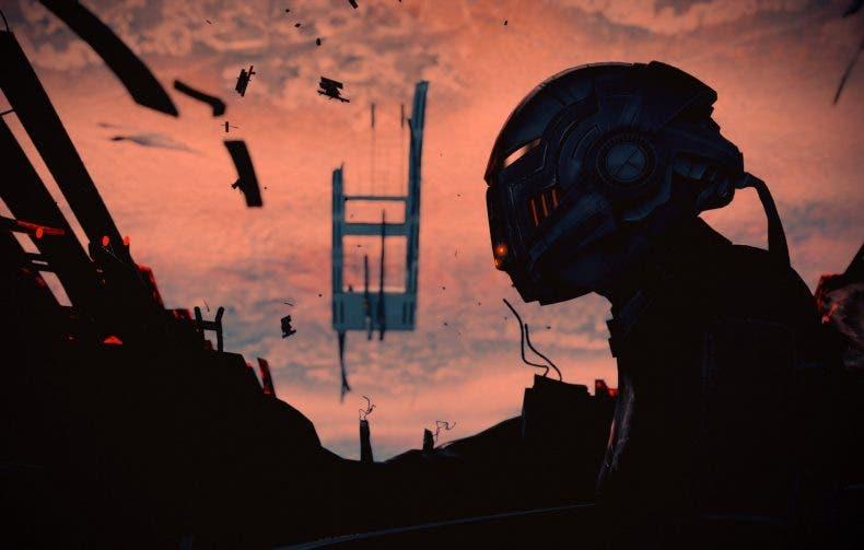 Encuentran una divertida referencia a GTA en Mass Effect 2 1