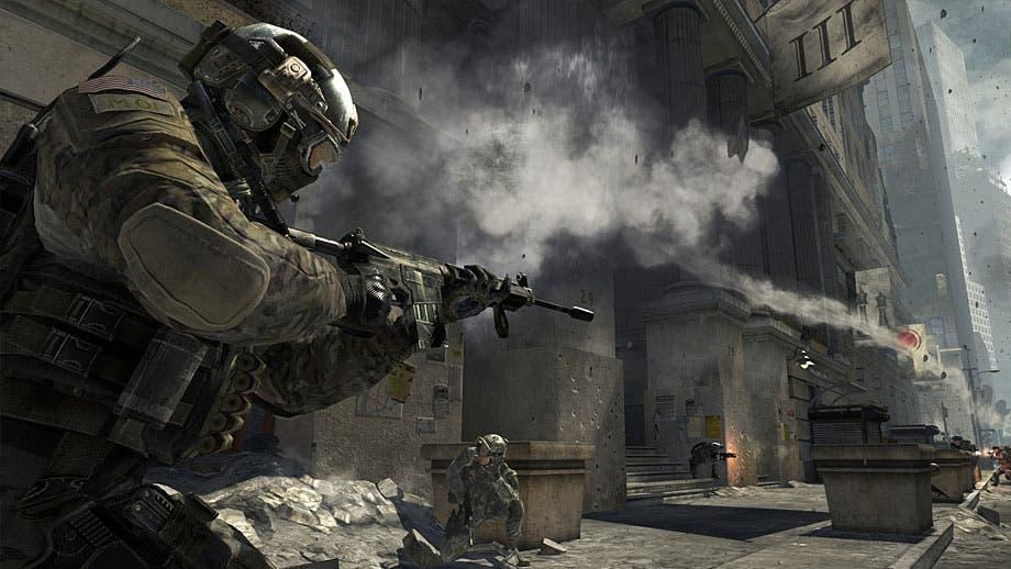 remaster de Call of Duty Modern Warfare 3