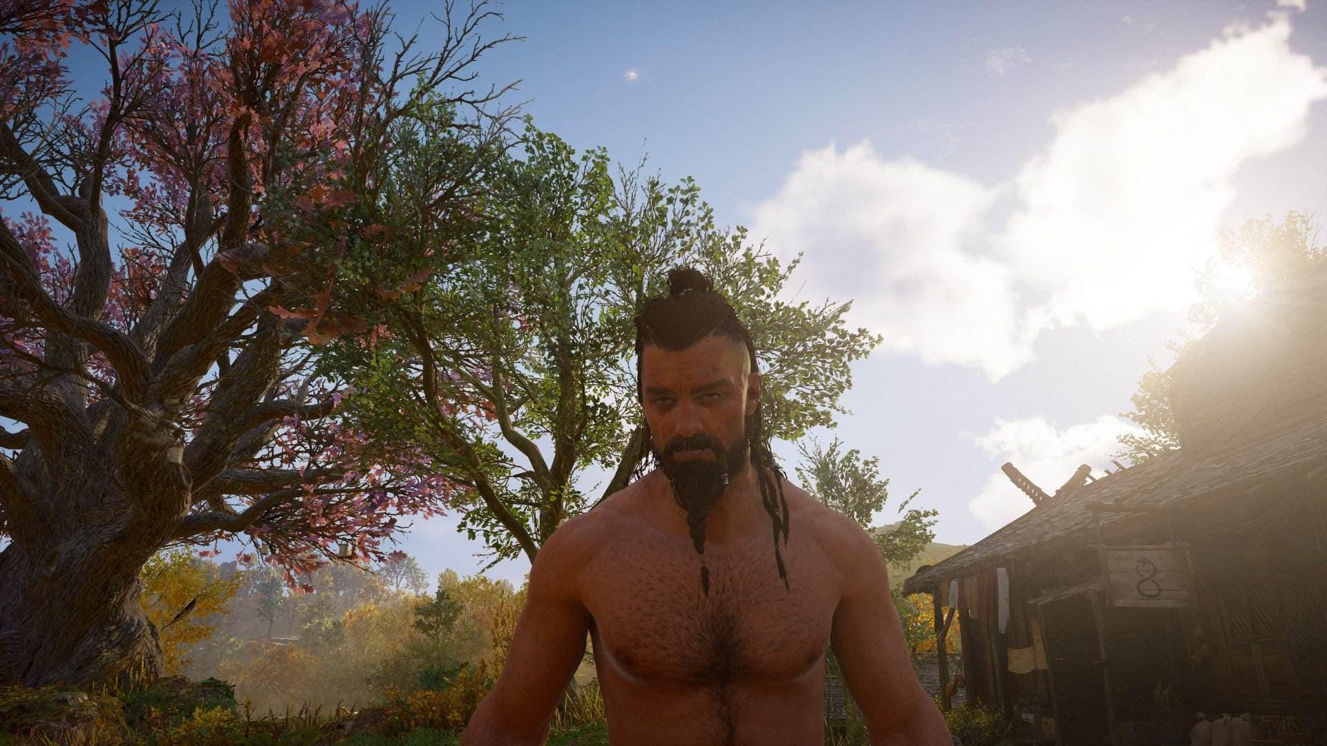 armaduras y más de Assassin's Creed Valhalla La Ira de los Druidas