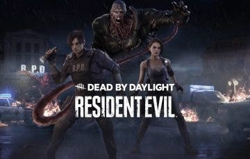 Ya disponible el DLC de Resident Evil en Dead by Daylight 4