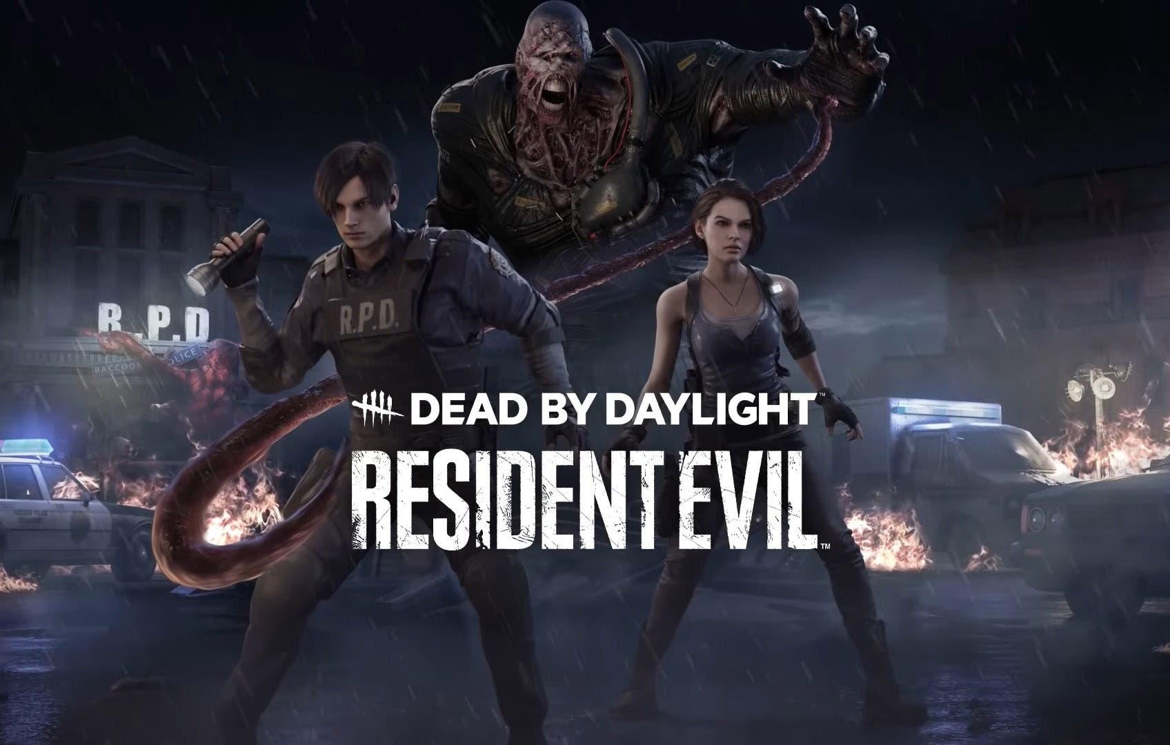 Todos los poderes y habilidades de Nemesis, Leon Kennedy y Jill Valentine en Dead by Daylight 2