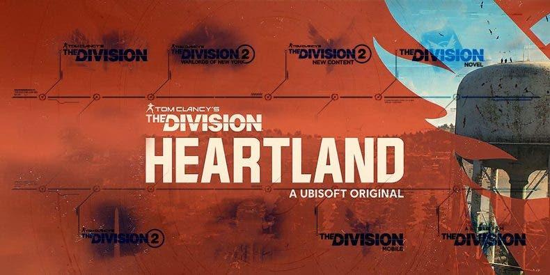 gameplay de The Division Heartland