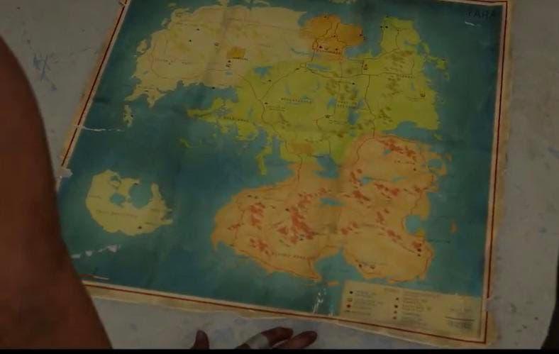 mapa de Far Cry 6