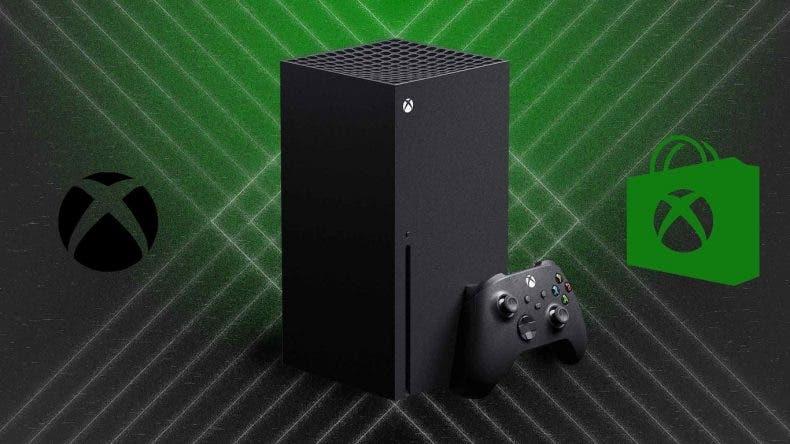 stock de Xbox Series X en la Microsoft Store