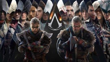 nuevo Assassin's Creed será mucho más grande que Valhalla