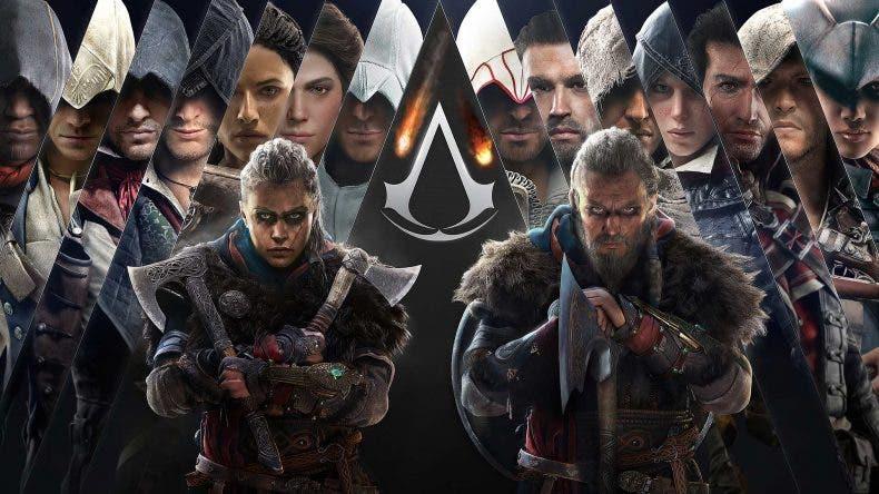 roadmap de Assassins's Creed Valhalla
