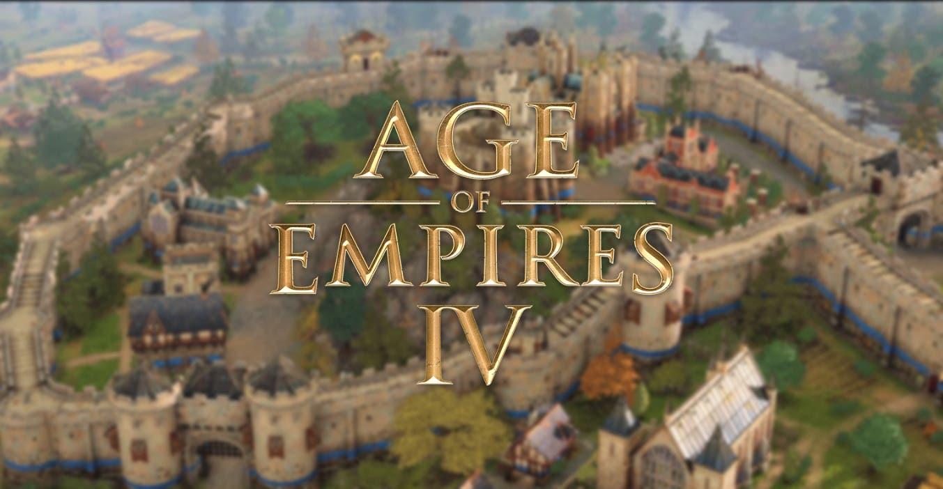 Age of Empires IV ya es gold