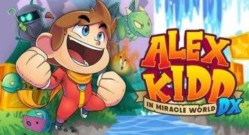 Alex Kidd in Miracle World DX ya está disponible para reservar en Xbox