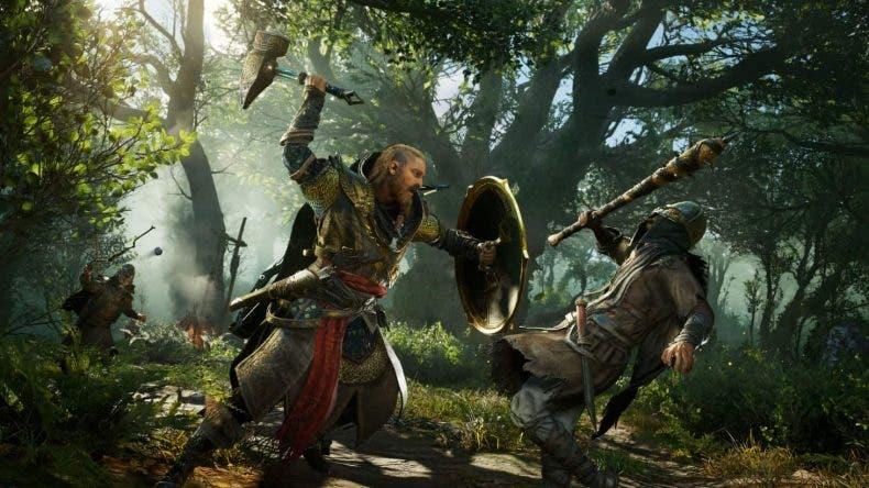 """Assassin's Creed Valhalla corrige el error de la misión """"Into the Fog"""" con su último parche 1"""