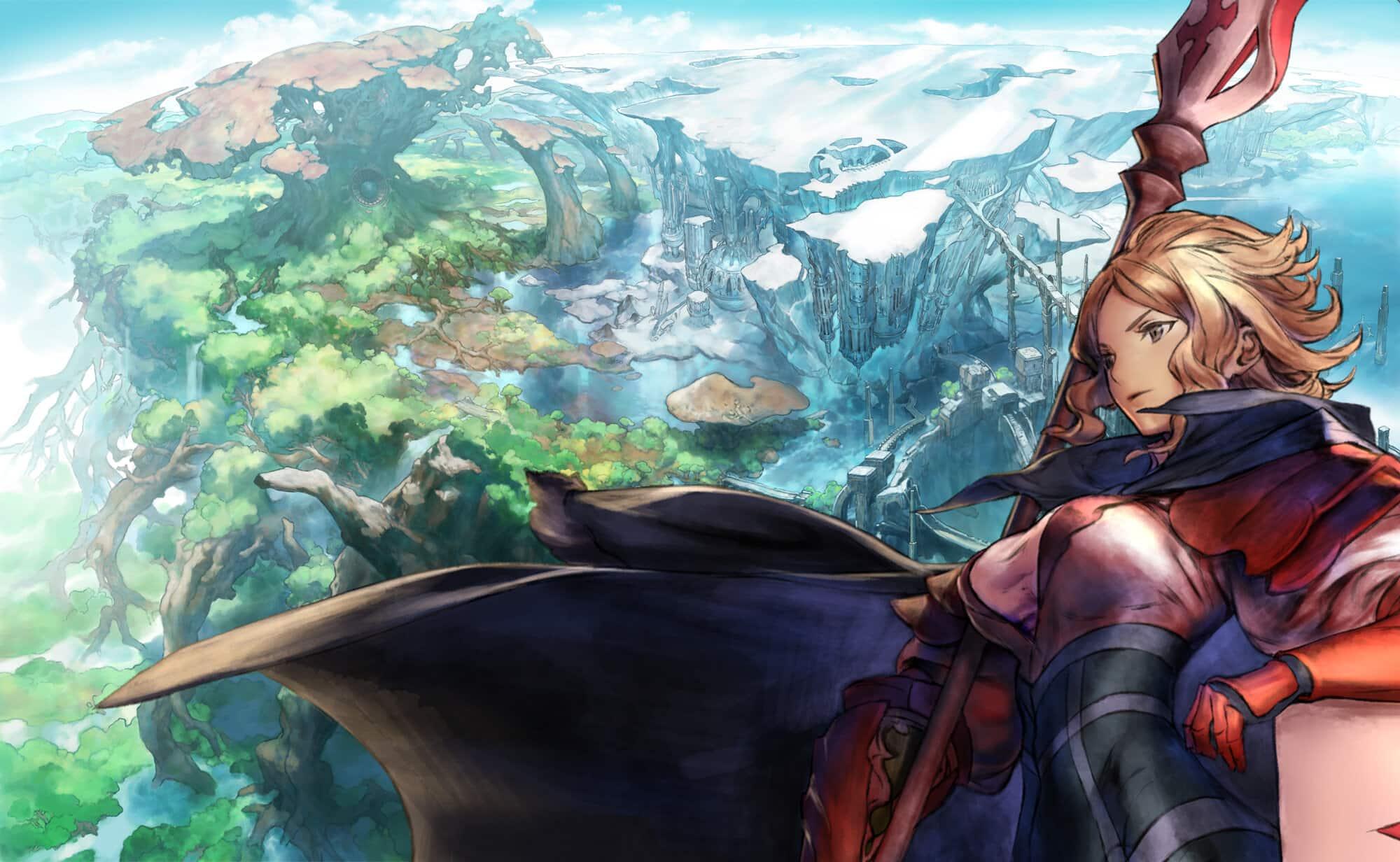 Astria Ascending, el RPG de los veteranos de Final Fantasy llegará a Xbox Game Pass en septiembre 5