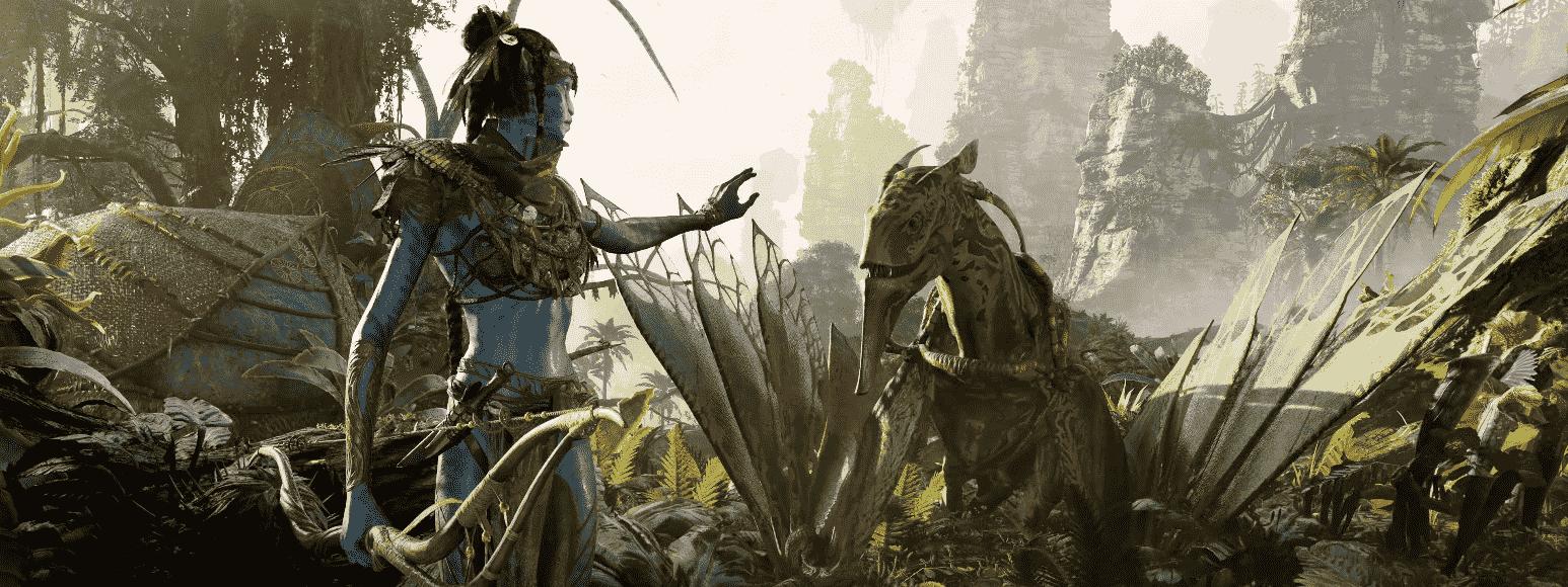 Ubisoft presenta un increíble adelanto de su próximo juego Avatar: Frontiers of Pandora 9