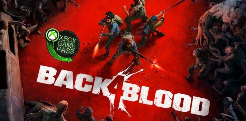Back 4 Blood llegará de lanzamiento a Xbox Game Pass