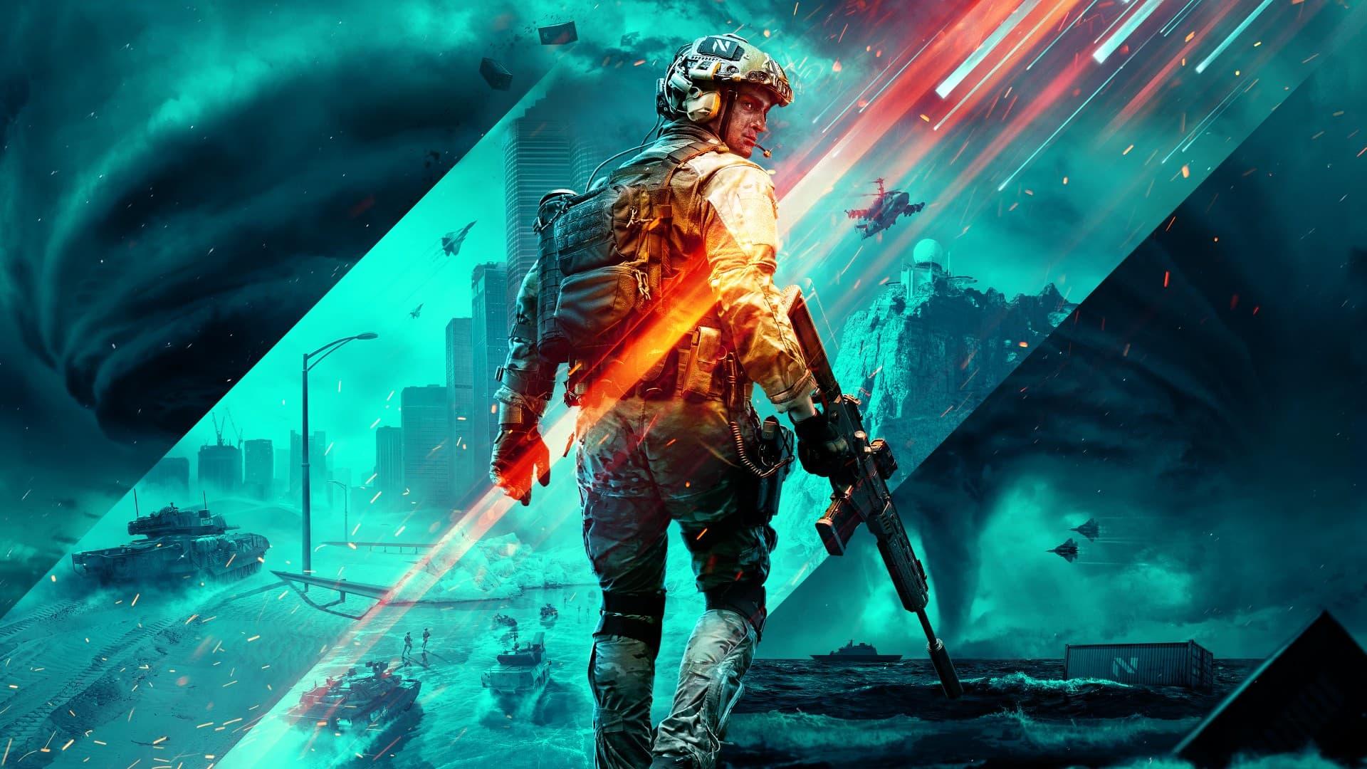 tamaño de la beta de Battlefield 2042