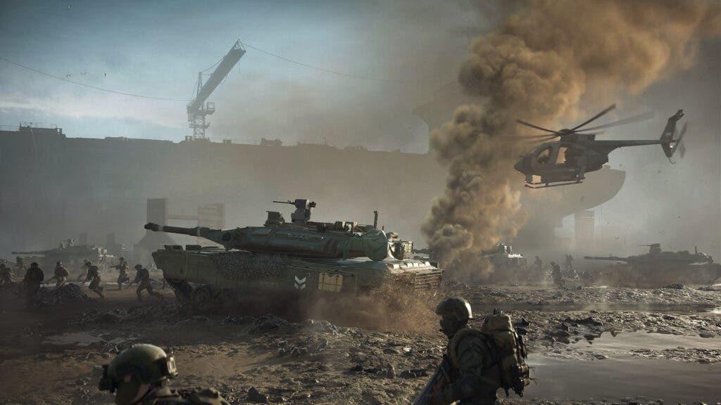 Controvertida función para Battlefield 2042
