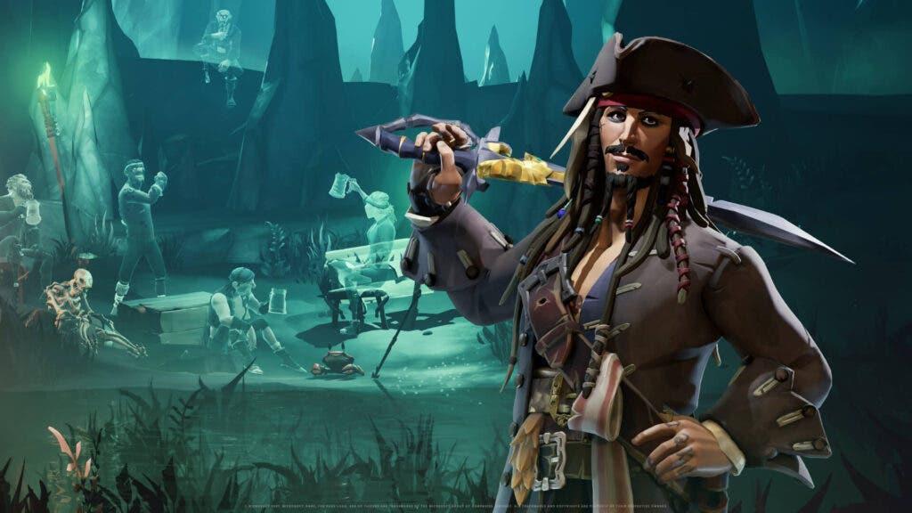 Sea of Thieves tendría una nueva colaboración con Disney