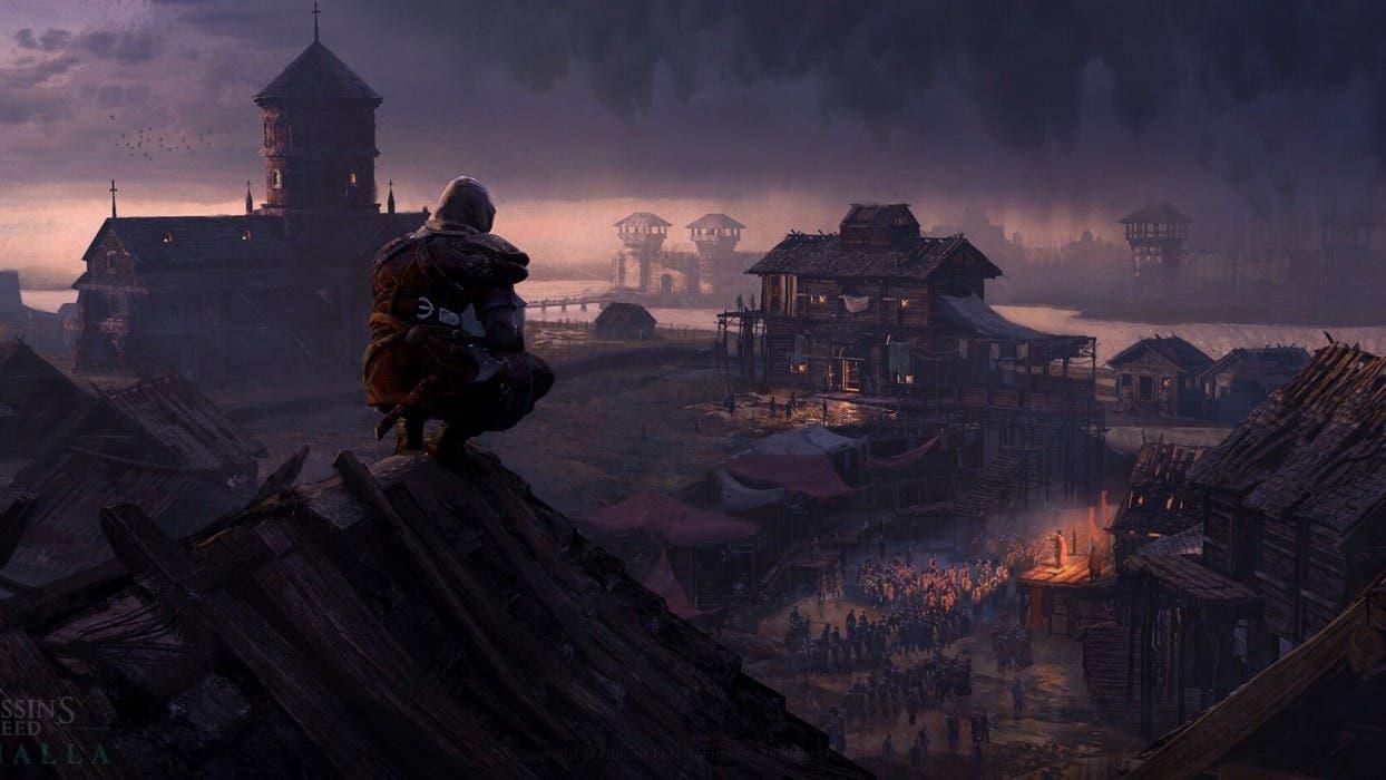 fecha de lanzamiento de Assassin's Creed Valhalla El Asedio de Paris