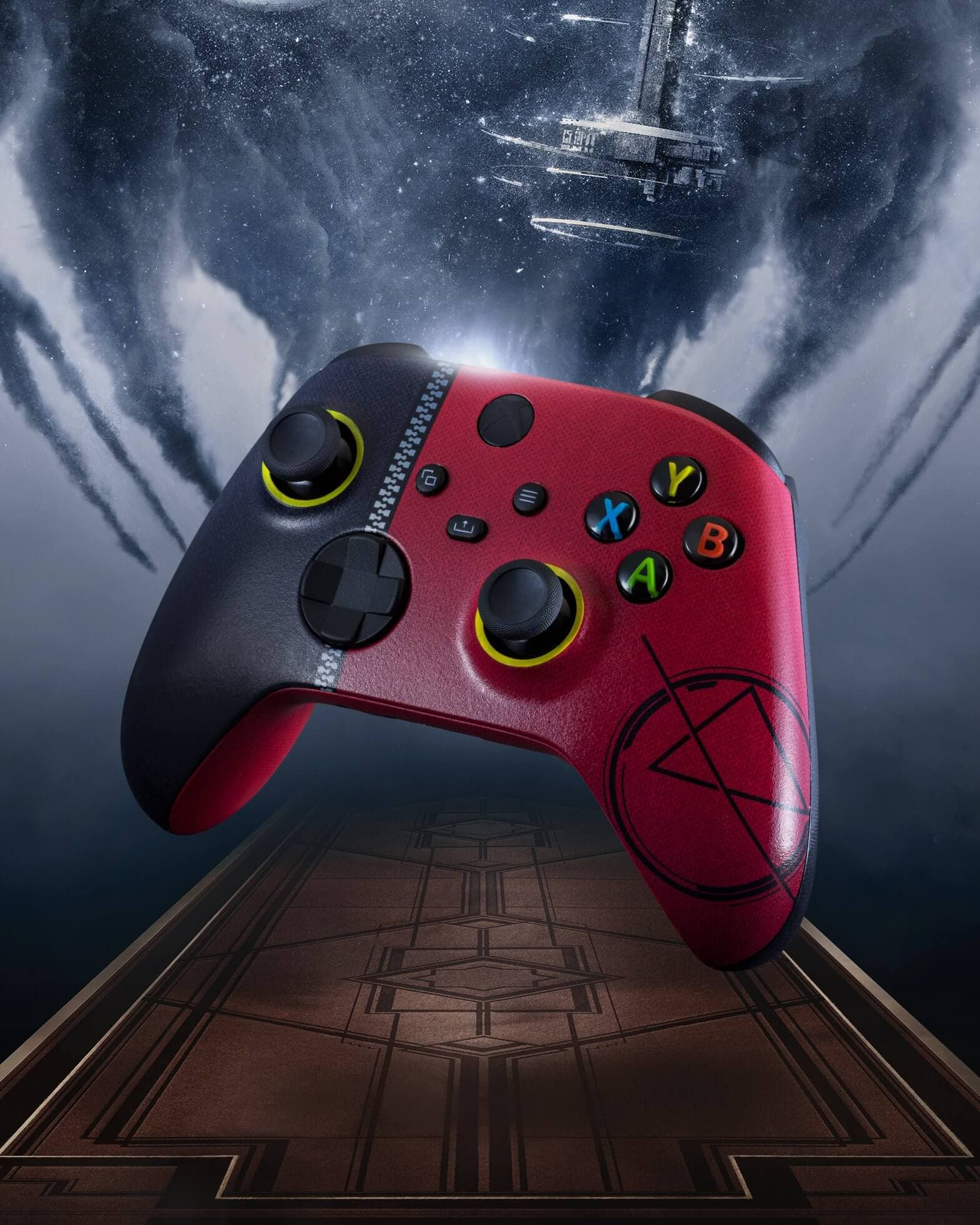 mandos de Xbox Series X S de Fallout 76 y Prey