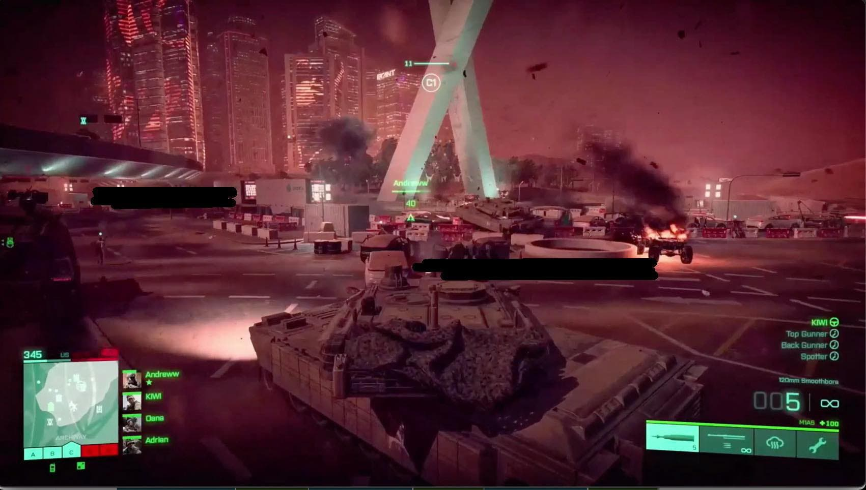 imágenes de Battlefield 6 en su versión pre-alpha