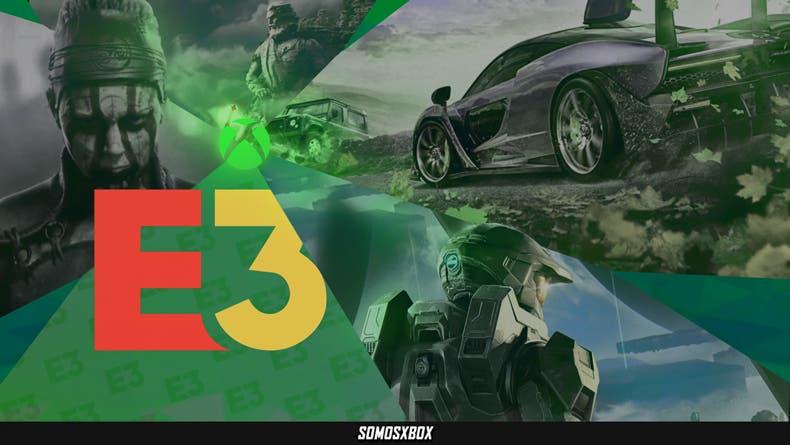 juegos de la conferencia de Xbox y Bethesda del E3 2021