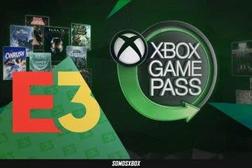 xbox game pass en el e3 2021