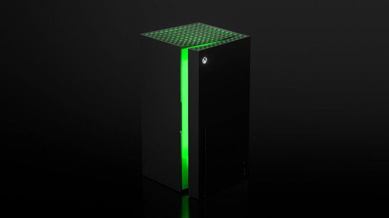 nevera de Xbox Series X