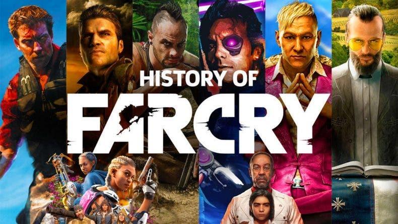 Far Cry cambiará radicalmente después de Far Cry 6,