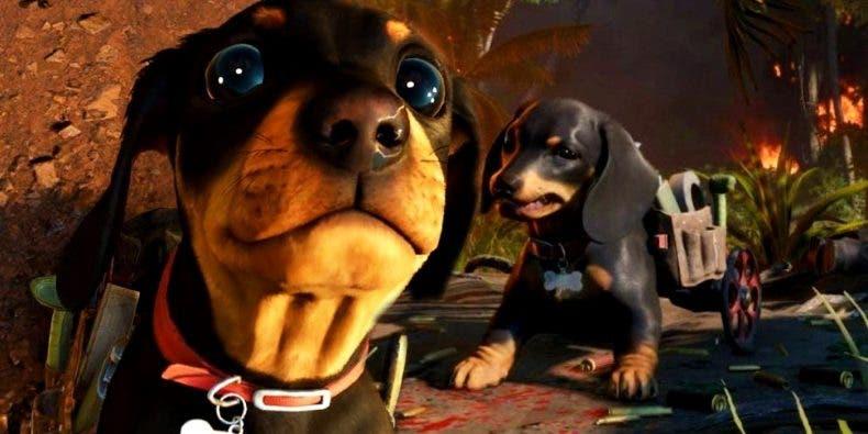 animales que podremos reclutar en Far Cry 6
