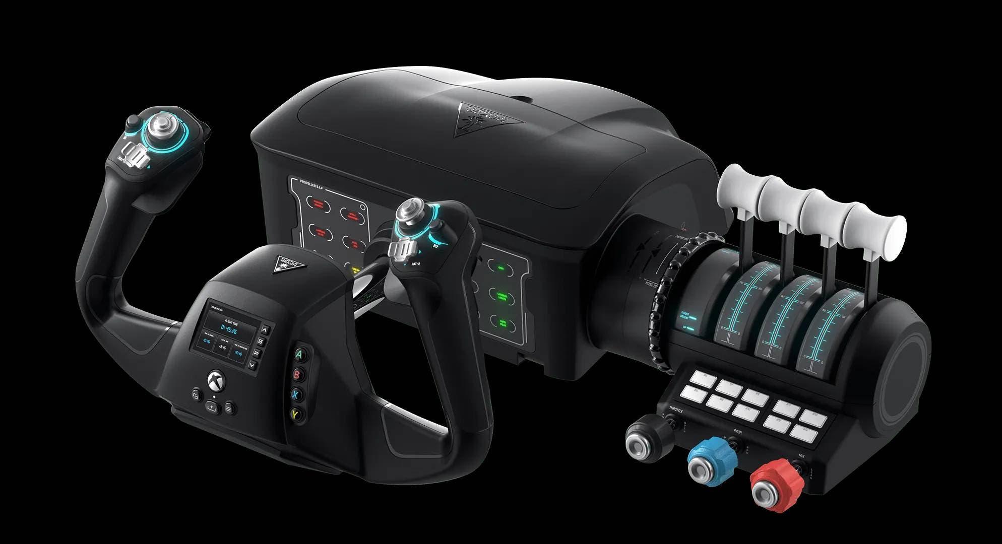 Turtle Beach presenta nuevos periféricos pensados para Xbox y Flight Simulator 6