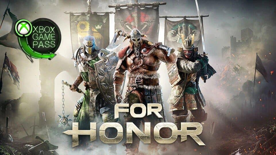 For Honor y otro juego en Xbox Game Pass