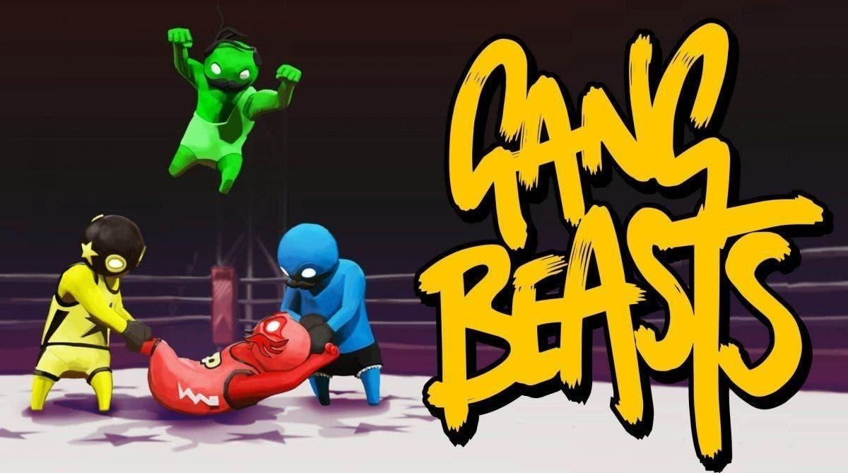 Gang Beast y otros 3 juegos en Xbox Game Pass