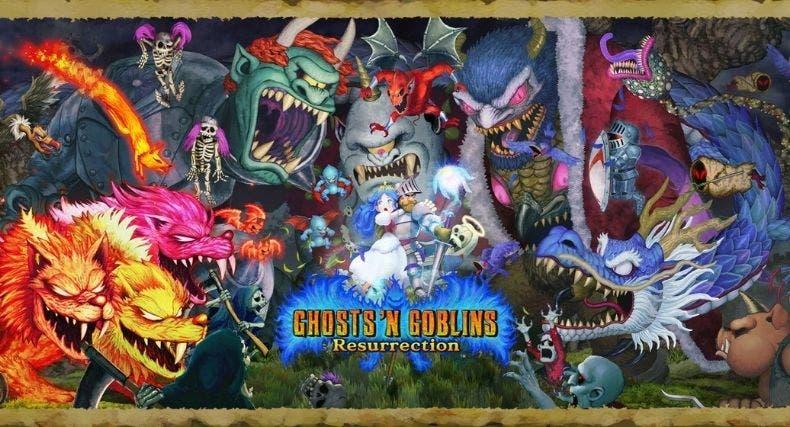 Ghosts 'n Goblins Resurrection ya está disponible en Xbox