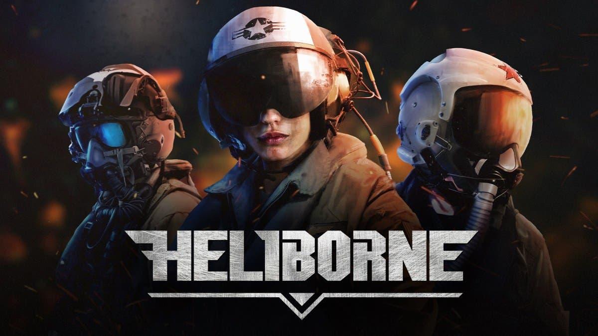Heliborne ya está disponible en Xbox