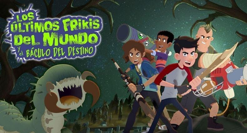 Los Últimos Frikis del Mundo y el Báculo del Destino ya está disponible en Xbox