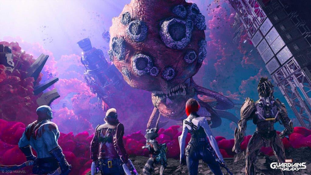 Impresiones de Guardians of the Galaxy - Os contamos todo sobre el nuevo juego de Square Enix y Marvel 3