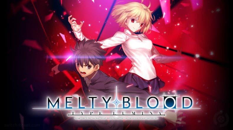 Melty Blood: Type Lumina confirma su fecha de lanzamiento con un nuevo tráiler 1
