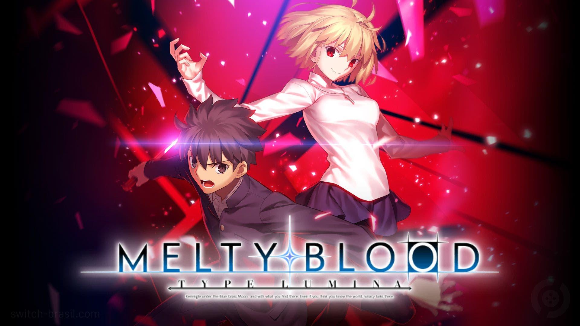 Melty Blood: Type Lumina confirma su fecha de lanzamiento con un nuevo tráiler 4