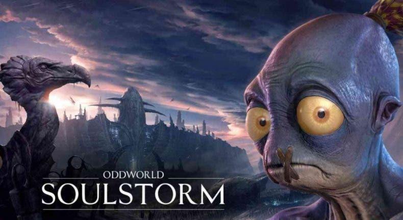 fecha de lanzamiento de Oddworld Soulstorm para Xbox
