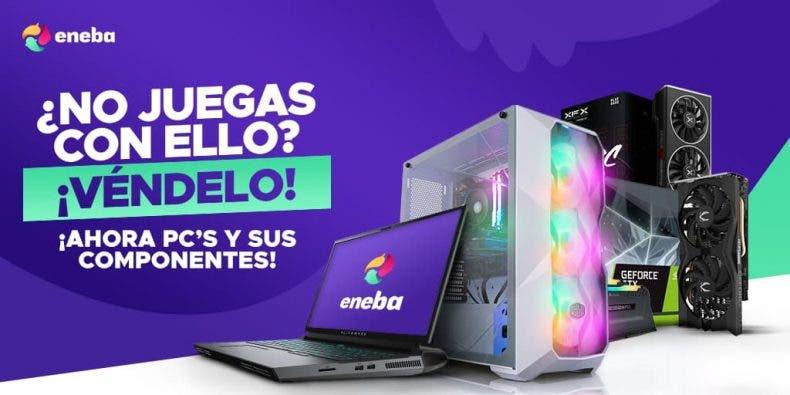 Ya está disponible la sección PC Gaming en el Marketplace de Eneba 1