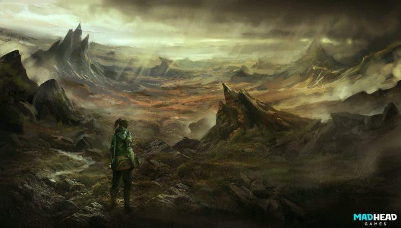 Scars Above muestra su espectacular gameplay