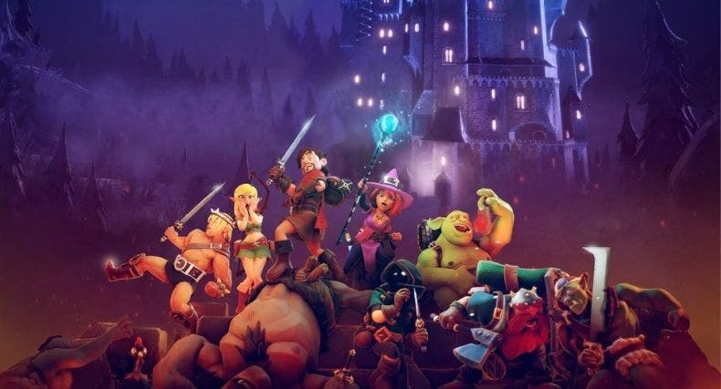 The Dungeon of Naheulbeuk: The Amulet of Chaos – Chicken Edition ya está disponible en Xbox