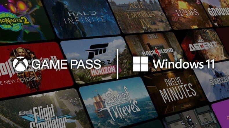 Windows 11 integrará Xbox Game Pass